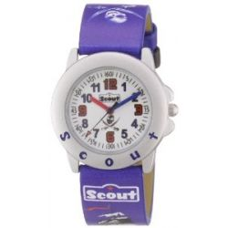 Scout Kinder-Armbanduhr Star Kids Analog Quarz 280393014