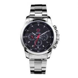 SHARK Militär Armbanduhr Herrenuhr Quarzuhr Sportuhr Datum Uhr Watch 3ATM SH019