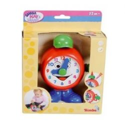 Simba Play & Learn 104017281 - Simba Baby Play and Learn - Lustige Uhr