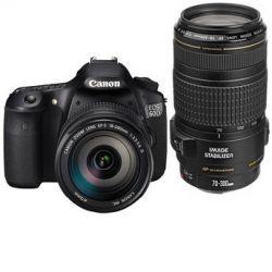 Canon EOS 60D Digital SLR Camera w/EF-S 18-200mm IS & B&H