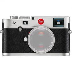 Leica M Digital Rangefinder Camera Body (Silver) 10771 B&H Photo