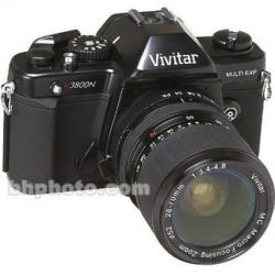 Vivitar V3800N 35mm SLR Camera with 28-70mm Lens 59890 B&H Photo