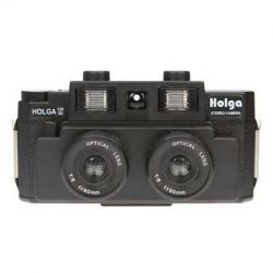 Holga  120-3D Stereo Camera 194120 B&H Photo Video
