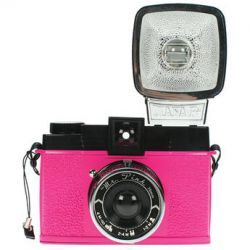 Lomography Diana F+ Medium Format Camera (Mr. Pink) 572 B&H