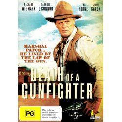 Death of a Gunfighter on DVD.