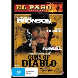 Guns Of Diablo on DVD.
