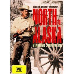 North to Alaska on DVD.