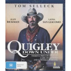 Quigley Down Under on DVD.