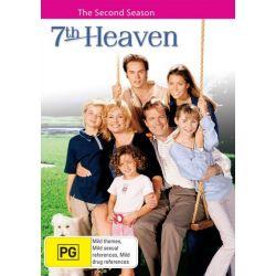 7th Heaven on DVD.