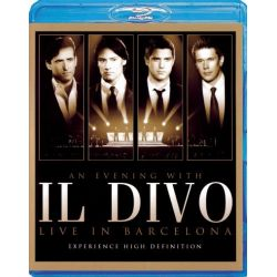 An Evening With Il Divo - Live in Barcelona on DVD.