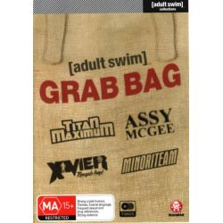 [Adult Swim] Grab Bag Collection (7 Discs) on DVD.