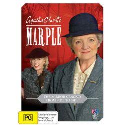 Agatha Christie on DVD.