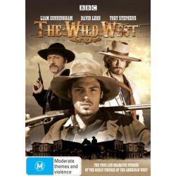 The Wild West on DVD.