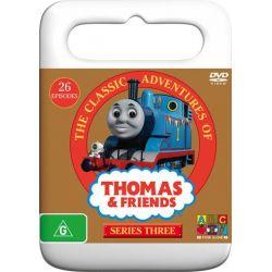 Thomas & Friends on DVD.