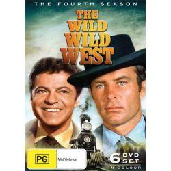 The Wild Wild West on DVD.