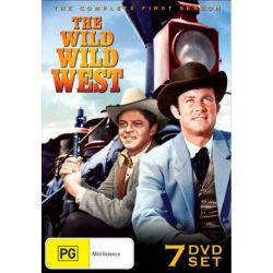 The Wild Wild West - The Complete First Season on DVD.