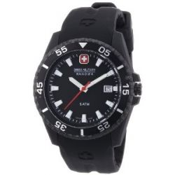 Swiss Military Hanowa Damen-Armbanduhr Analog Quarz Plastik 06-6200.29.007.07