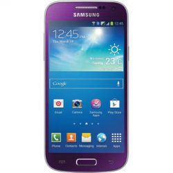 Samsung Galaxy S4 Mini Duos GT-I9192 8GB GT-I9192-PURPLE B&H