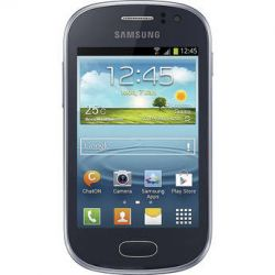 Samsung Galaxy Fame GT-S6812 4GB Smartphone S6812 BLUE B&H Photo