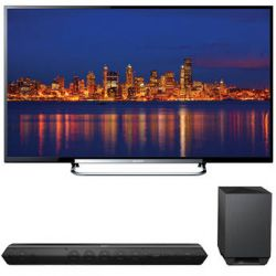 "Sony Sony KDL-70R520A 70"" TV with HTST7 Sound Bar Kit B&H"
