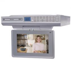 "Venturer KLV39092 9"" Kitchen LCD TV/DVD Combo KLV39092 B&H"