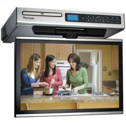 "Venturer KLV3915 15.4"" Kitchen LCD TV/DVD Combo KLV3915 B&H"