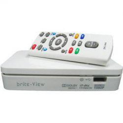 Brite View BV-3100 The PlayTime! 1080p HD Multimedia BV-3100 B&H