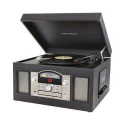 Crosley Radio CR6001 Archiver USB Turntable (Black) CR6001A-BK