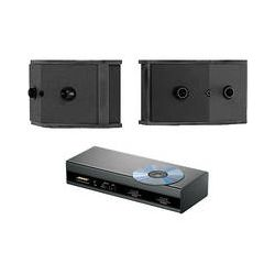 Bose 901 Series VI Direct/Reflecting Speakers (Black) & B&H