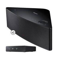 Samsung SHAPE M5 Wireless Audio Speakers Kit (Black) B&H Photo