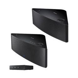 Samsung SHAPE M7 and M5 Wireless Audio Speakers Kit (Black) B&H