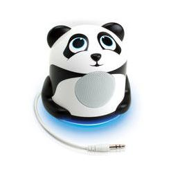 GOgroove GroovePal Jr Speaker Panda GG-PAL-JRPANDA B&H Photo