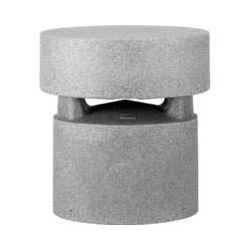 OWI Inc. LGS100GR Oval Garden Speaker (Granite) LGS100GRANITE