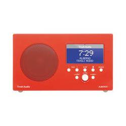 Tivoli  Albergo Clock Radio with Bluetooth ALBGRD B&H Photo Video