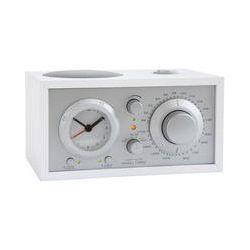 Tivoli Model Three AM/FM Clock Radio (Silver/White) M3WHT B&H