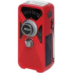 Eton FRX2 Hand Turbine Radio with LED Flashlight and ARCFRX2WXR