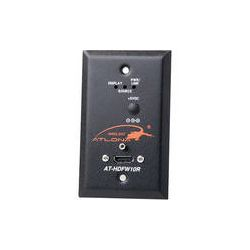 Atlona AT-HDFW10R Wall Plate Style HDMI Receiver AT-HDFW10R B&H