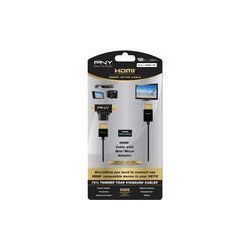 PNY Technologies 3-in-1 12' Smart Active HDMI C-H-A10-A12-3N1