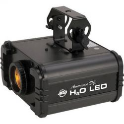 American DJ H2O LED Water-Flow Effect Light (120VAC) H2O LED B&H