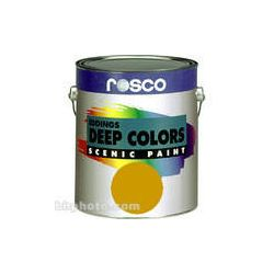 Rosco Iddings Deep Colors Paint - Yellow Ochre 150055530128 B&H