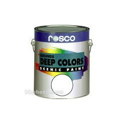 Rosco Iddings Deep Colors Paint - White 150055510640 B&H Photo