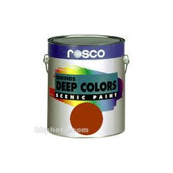 Rosco Iddings Deep Colors Paint - Red 150055600032 B&H Photo