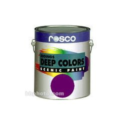 Rosco Iddings Deep Colors Paint - Purple 150055680032 B&H Photo