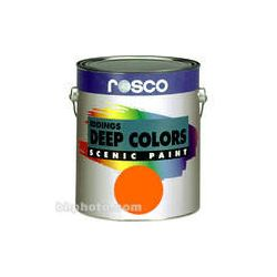 Rosco Iddings Deep Colors Paint - Orange 150055630128 B&H Photo