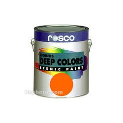Rosco Iddings Deep Colors Paint - Orange 150055630032 B&H Photo