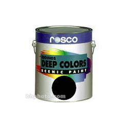 Rosco Iddings Deep Colors Paint - Black 150055520032 B&H Photo