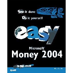 Easy Microsoft Money by Que, 9780789730701.