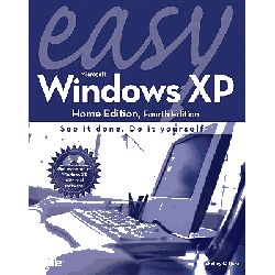 Easy Microsoft Windows XP by Shelley O'Hara, 9780789736000.