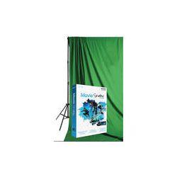 Savage Green Screen Basic Video Background Kit VID1012 B&H Photo