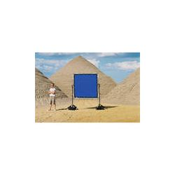 Sunbounce Chroma-key Blue Screen for Sun-Scrim (6x6') C-000-0660